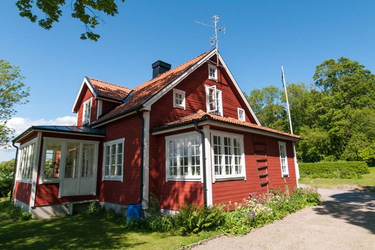 Check out this awesome listing on Airbnb: Swedish Summer Oasis on The Lake - Houses for Rent in Balingsta