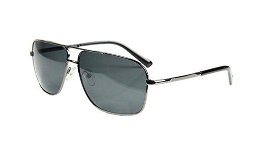 Men aviator polarized UV400 Rectangular grey lens glasses outdoors sunglasses Unknown http://www.amazon.co.uk/dp/B00KXP2J88/ref=cm_sw_r_pi_dp_ZEE1wb1A18ZQD