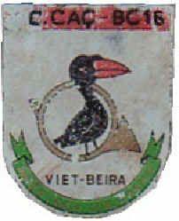 1ª Companhia do Batalhão de Caçadores 16 Moçambique
