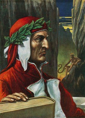 a literary analysis of the divine comedy by dante Dive deep into dante alighieri's the divine comedy with extended analysis,  commentary, and discussion  (critical survey of literature for students.