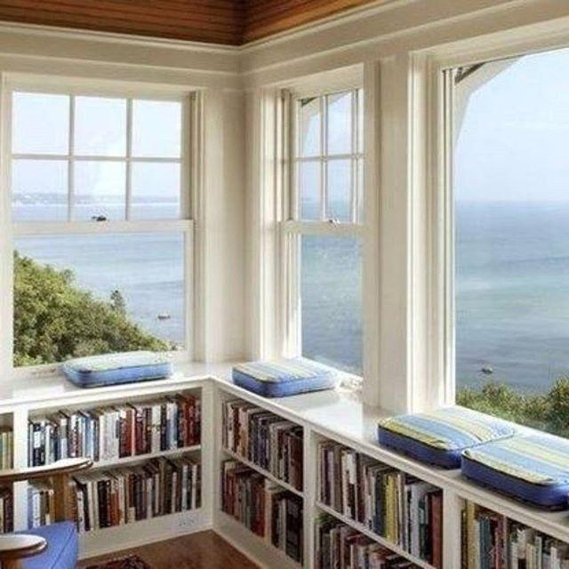Балкон-библиотека