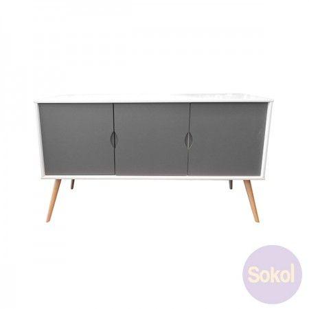 Varberg Collection - Sideboard 9317   Sideboards   Sokol