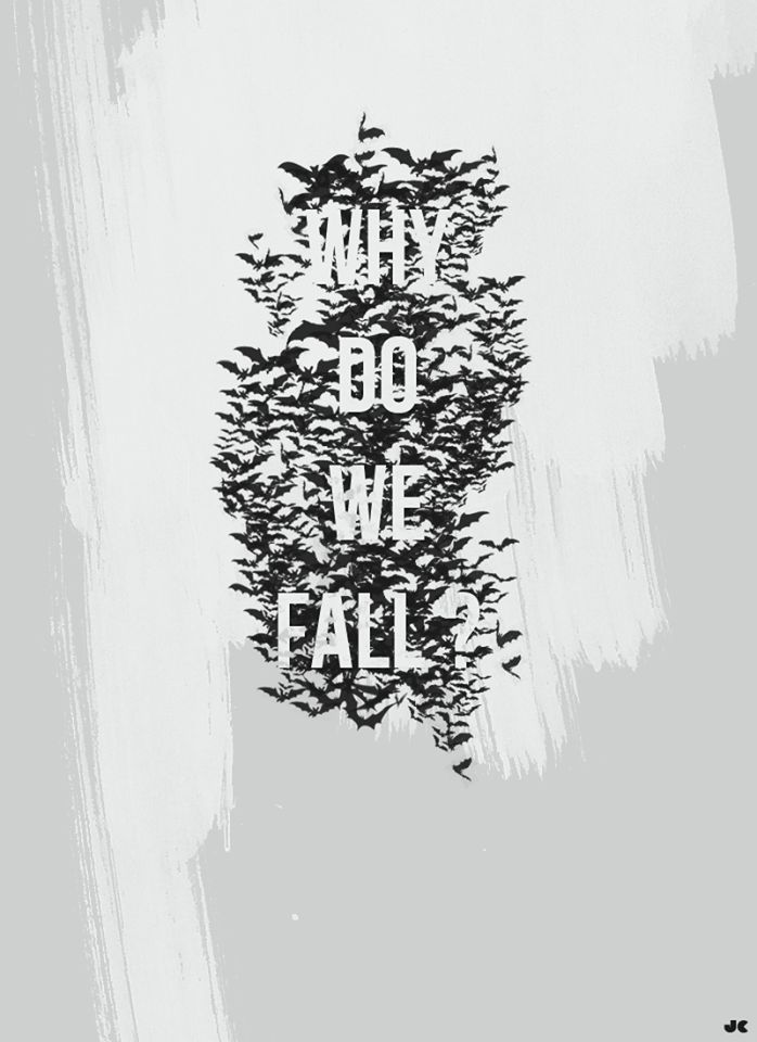 Why do we fall ? - The Dark Knight Series