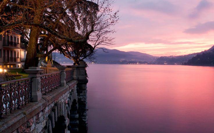 Casta Diva Resort & Spa - Como Gölü'nün üzerinde şık bir villa resort
