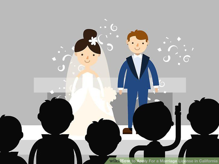 How to obtain a Marriage License in California