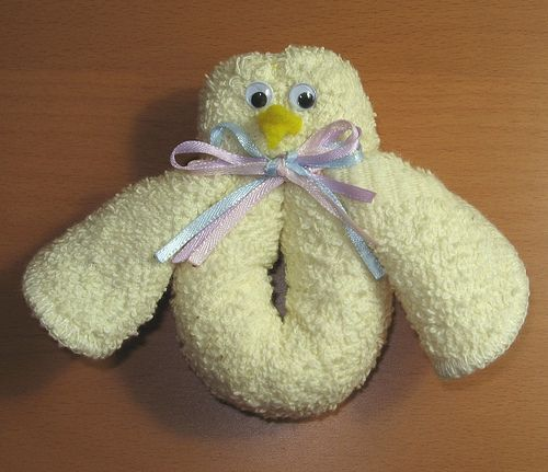 Washcloth Bunnies: 17 Best Images About Napkin & Towel Folding On Pinterest
