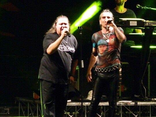 Raul & Piero. Litfiba Tammuria
