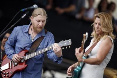 Tedeschi Trucks Band #blues #music