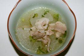 豚バラ大根のスープ煮