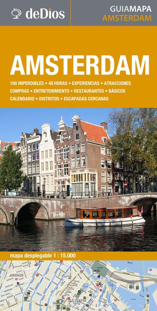 Guía Mapa de Amsterdam