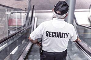 Security guard resume