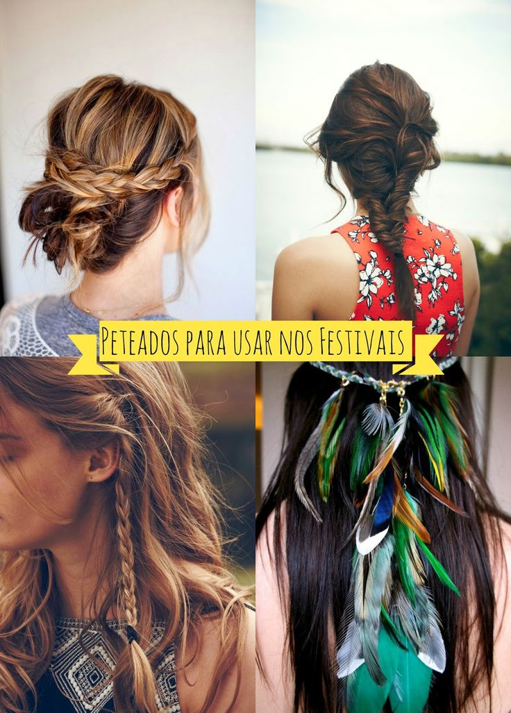 Blog Carolina Sales: Top 5: Looks para arrasar nos Festivais em 2015
