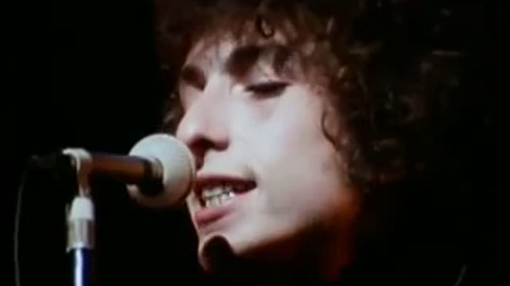 Bob Dylan   Like a Rolling Stone live 1966