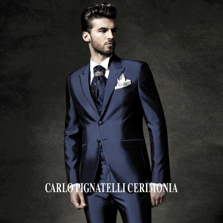 Carlo Pignatelli Cerimonia 2015 #carlopignatelli #cerimonia #sposo #groom #suit #wedding #matrimonio