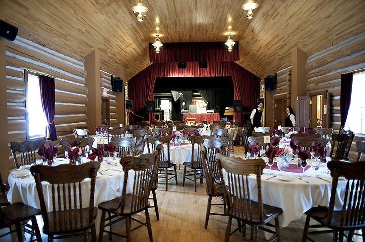 Wedding Venue Canmore Opera House