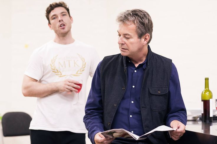 First images of Le Grand Mort with Julian Clary and James Nelson-Joyce