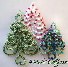 Christmas trees: