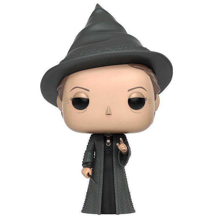 Le professeur McGonagall est un personnage important des livres et films Harry Potter de J.K Rowling. Elle y apparait d'ailleurs dès la première scène du film et sera présente jusqu'au bout, ayant un...