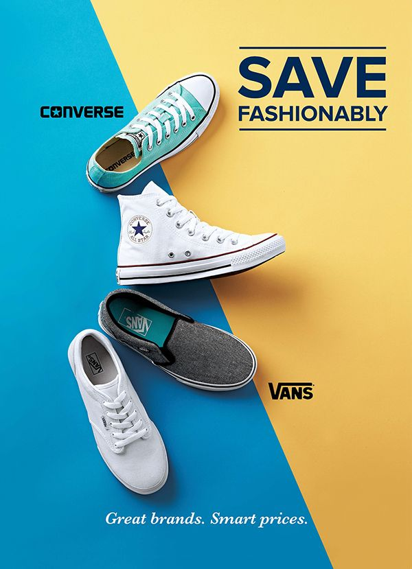 Marketing In Store Poster Design on Behance | Fashion poster