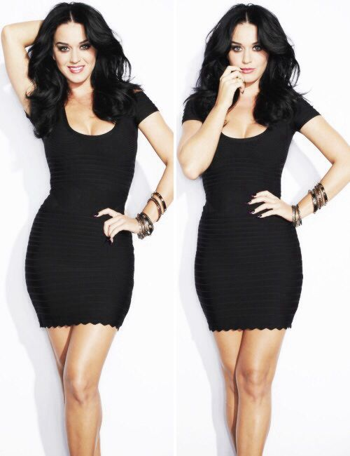 Katy Perry is flawless