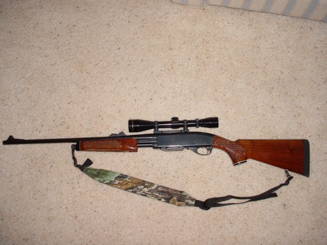 Im looking to buy my first hunting rifle. .270 or 30.06?