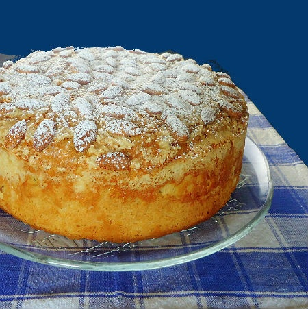 One Perfect Bite: Colomba Pasquale - Italian Easter Cake