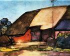 Girl Writing - Piet Mondrian - WikiPaintings.org
