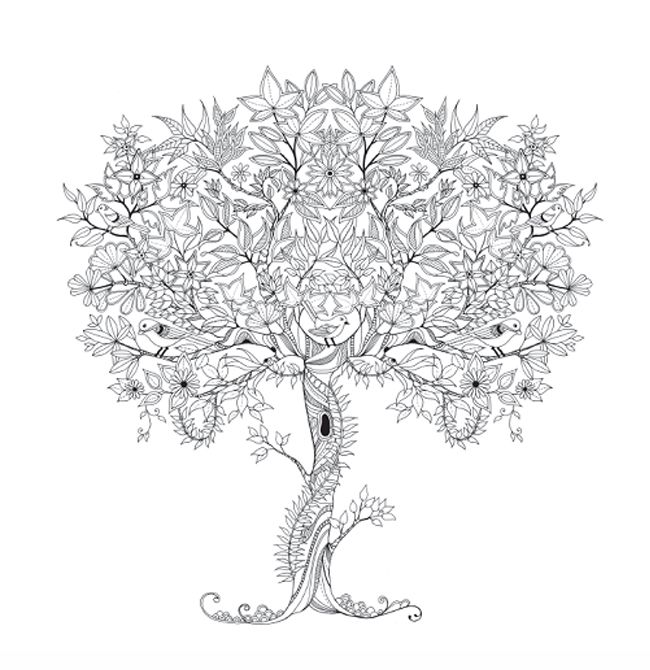 Wholesale Series Fashion Cafe Coloring Books Printing For Adult