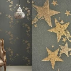 eclectic wallpaper by Barneby Gates