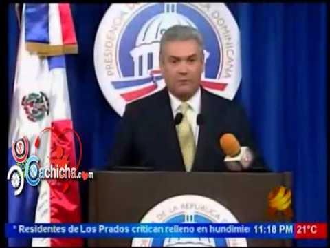 El Ministro de obras publica defiende a capa y espada su aumento de sueldo #Video - Cachicha.com