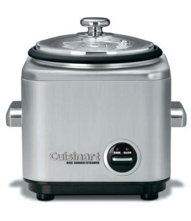 Cuisinart Stainless Steel Rice Cooker #Dillards