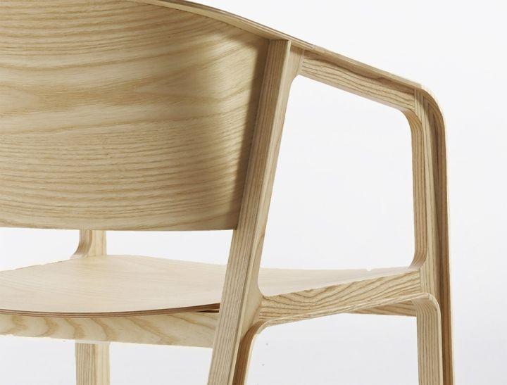 Beams Chair by EAJY » Retail Design Blog