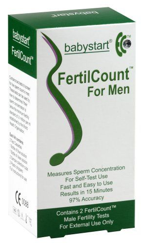 Babystart FertilCount Male Fertility Test Kit 2-Test  //Price: $ & FREE Shipping //    #health #womenhealth  #relaxation #skincare #wellness #body #healthylife #fitness #body #activity #bodycare #sport #diet #nutrition