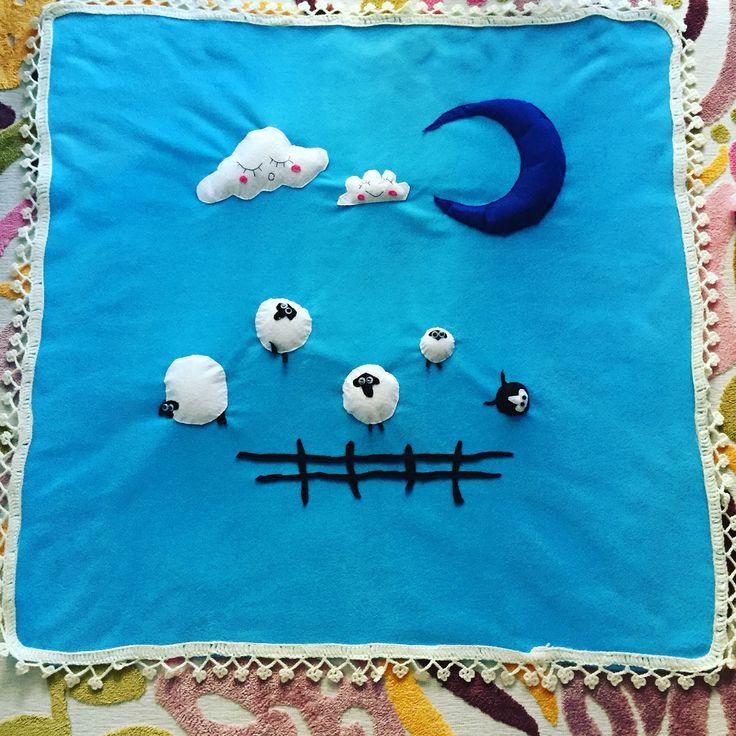 Polar Bebek Battaniyesi 80x80  #polar #bebek #battaniye #keçe #tasarım #felt #baby #sipariş #blanket #hobi #elemeği #handmade #hobby