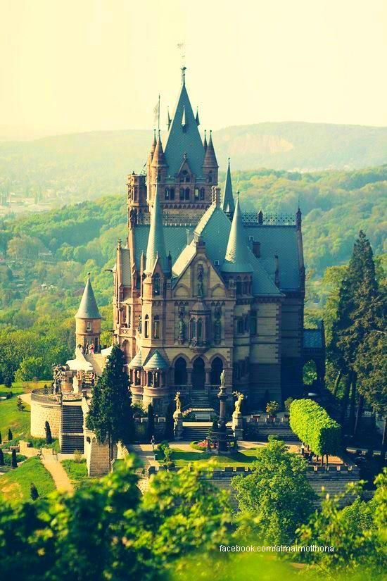 Drachengurg castle, Germany