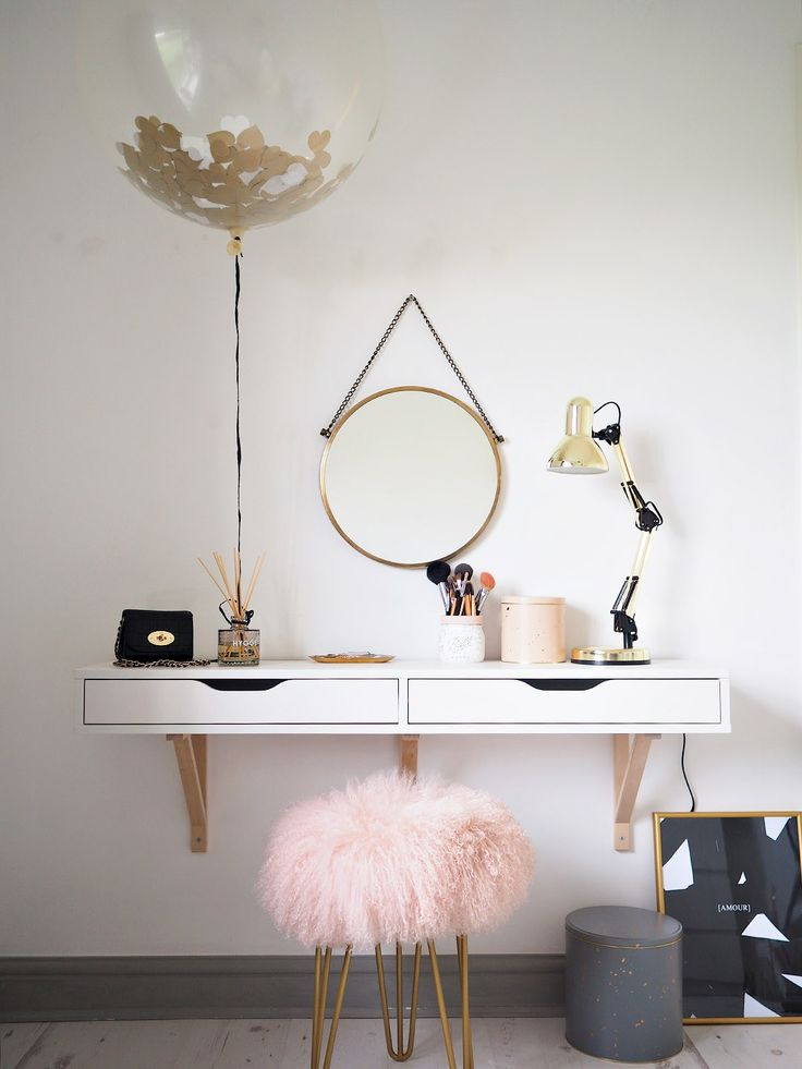 Scandi Dressing Table