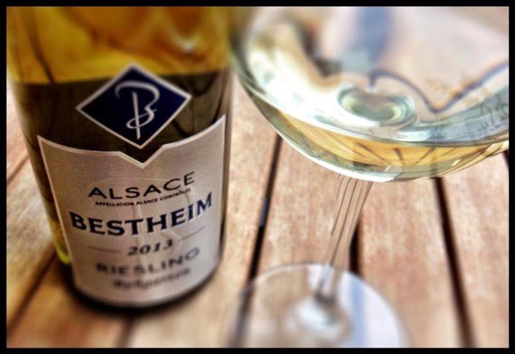 El Alma del Vino.: Bestheim Riesling Lieu-dit Rebgarten 2013.