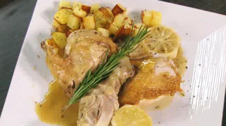 Kip met honing en citroen | VTM Koken