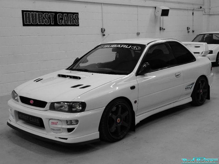 Rad Racer — Subaru Impreza WRX STi Coupe gc8