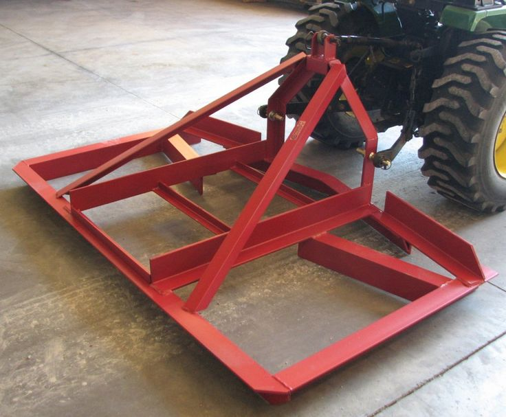Home Built Tractor Attachments : Ideas to try about for the tractor models system