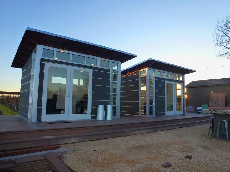 Backyard Studios & Home Office Sheds Reimagined   Modern, Prefab Shed Kits