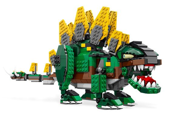 LEGO®: STEGOSAURUS 731 PCS - TOP TOY 2008 BY PARENTS MAGAZINE,LEGO®: STEGOSAURUS 731 PCS - TOP TOY 2008 BY PARENTS MAGAZINE by Lego Systems,...