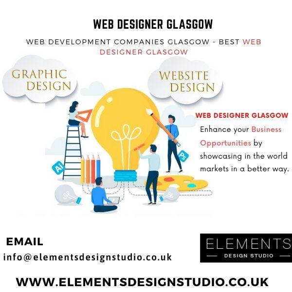 Web Designer Glasgow In 2020 Web Design Digital Marketing Services Web Design Company