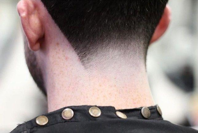 17 meilleures id es propos de coiffure d grad homme sur - Tuto degrade homme ...