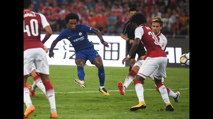 Arsenal transfer news: Arsenal 0 Chelsea 3: Michy Batshuayi gives Blues boss Antonio Conte timely