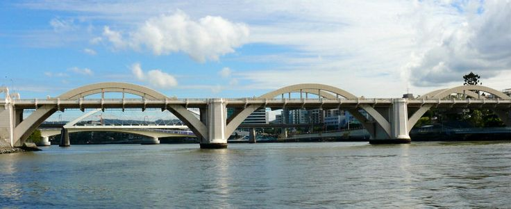 William Jolly Bridge Brisbane   Australia