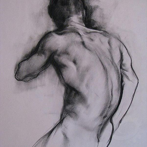 What's It Like In A Life Drawing Class - Despite all the exposed flesh in the classroom, there is nothing vulgar or erotic about the session, and no sexual tension among coed students. @MYanatoMY Blog <3