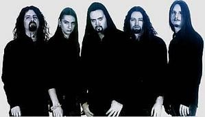 Band: Evergrey - Librarius Metallicus