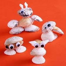 Imagini pentru shell animals craft