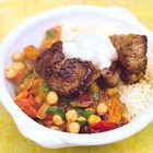 Een heerlijk recept: Jamie Oliver: lamsvlees met couscous